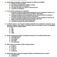 Test ingresso Medicina 2016 29-35
