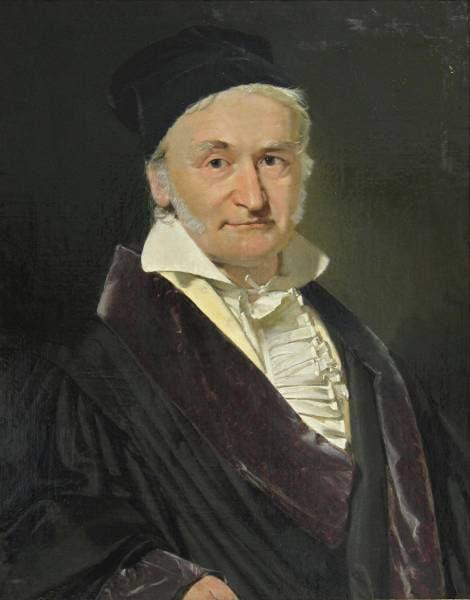 Matematica, Carl Friederich Gauss