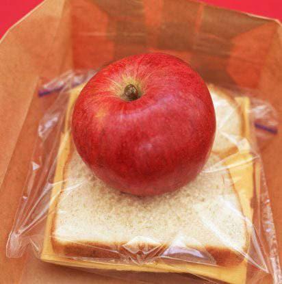 Mi porto la merenda ma la mangio durante le lezioni