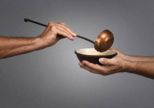 La carestia e la divina provvidenza