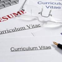 Attenzione al curriculum!