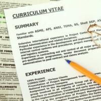 Strutturare il CV in blocchi di informazioni