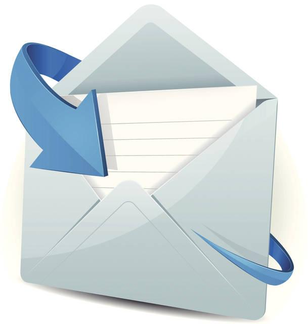 Manda una mail di conferma