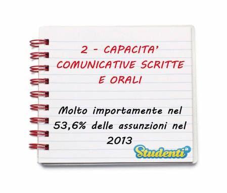 Doti comunicative