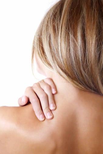 Rilassa i muscoli del collo