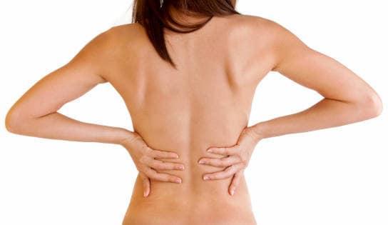 Esercizio per i muscoli dorsali