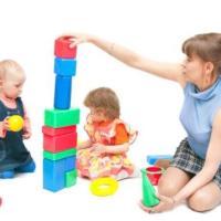 Baby sitter ai figli di un riccone americano
