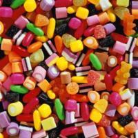 Assaggiatore di dolci e caramelle