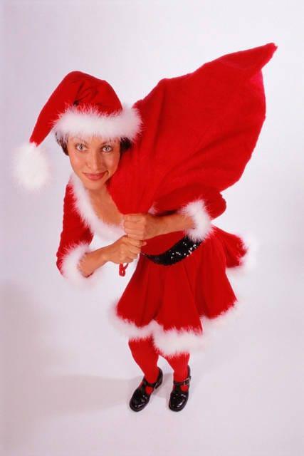Vestirsi da Babbo Natale