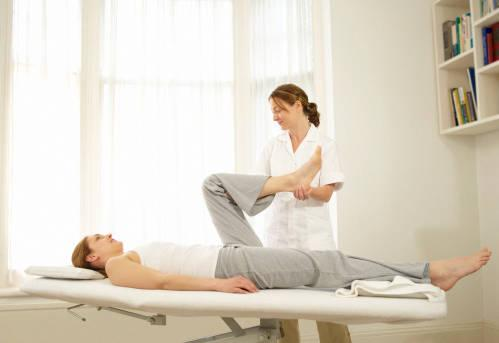 Assistente fisioterapista