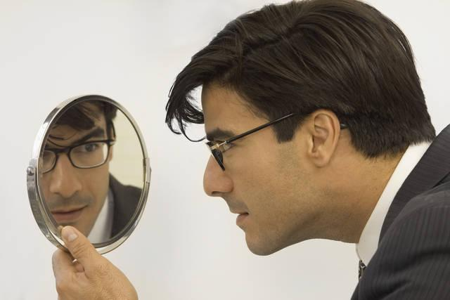 9 Specchio riflesso