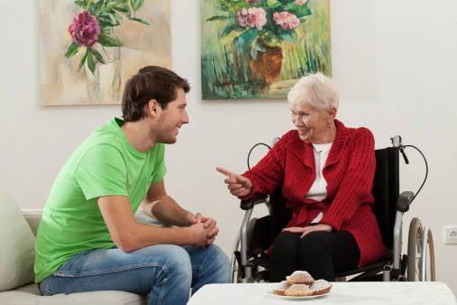 Specialisti nella cura degli anziani