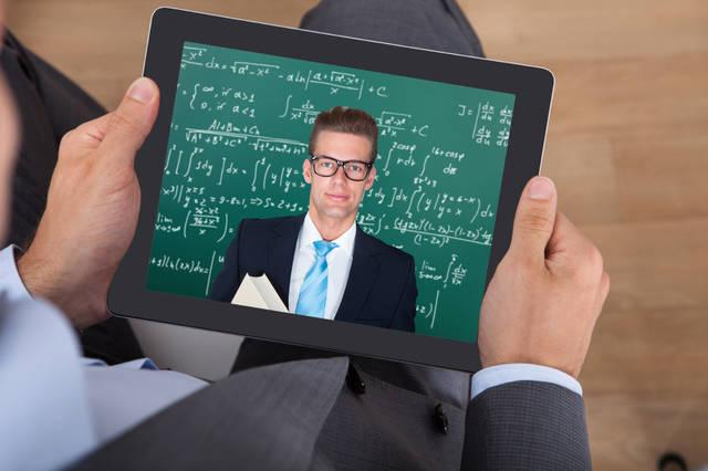 Insegnanti su internet