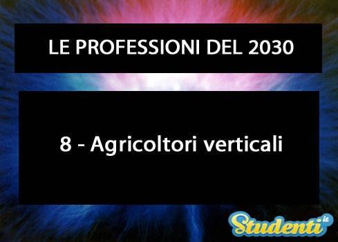 Agricoltori verticali