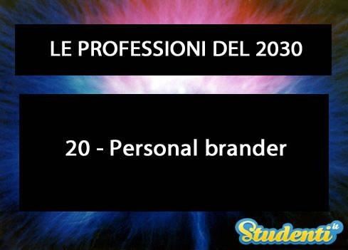 Personal brander