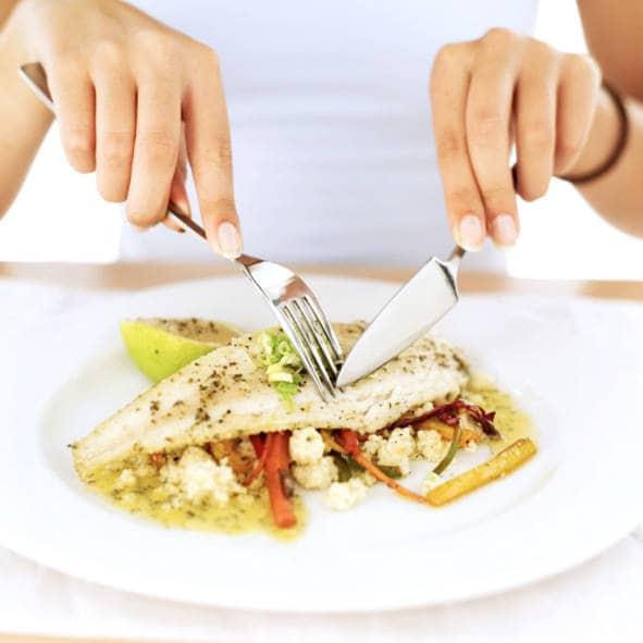 Quinto: mangia sano