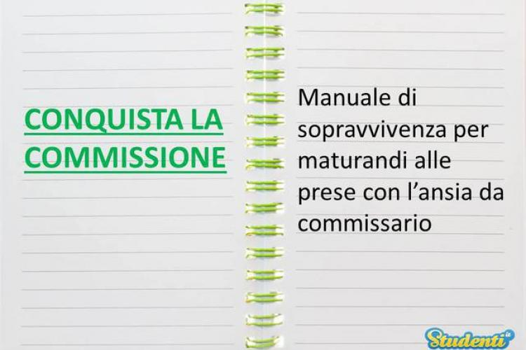 Commissione di maturità no problem!
