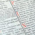 L'analisi del testo (fase uno)