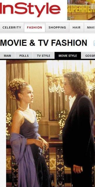 Julia Stiles in 10 cose che odio di te, 1999