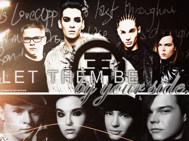 By your side - Tokio Hotel