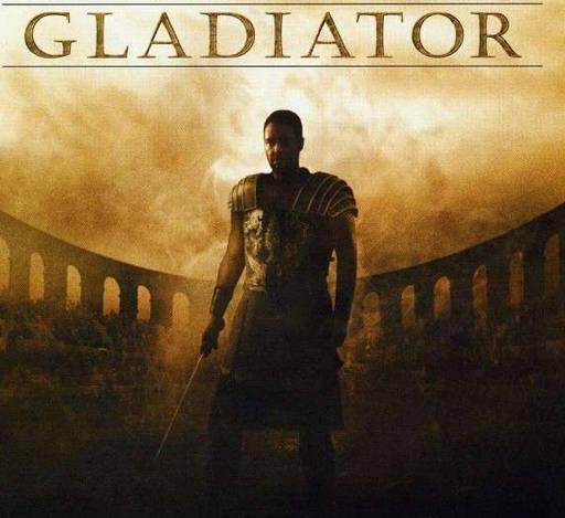 """La colonna sonora de """"Il gladiatore"""""""