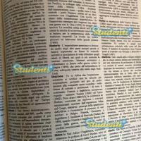 Pagine di vocabolario riscritte ad arte