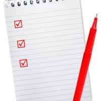 Fare un elenco delle cose positive