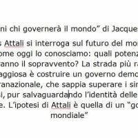 Domani chi governerà il mondo - Jacques Attali