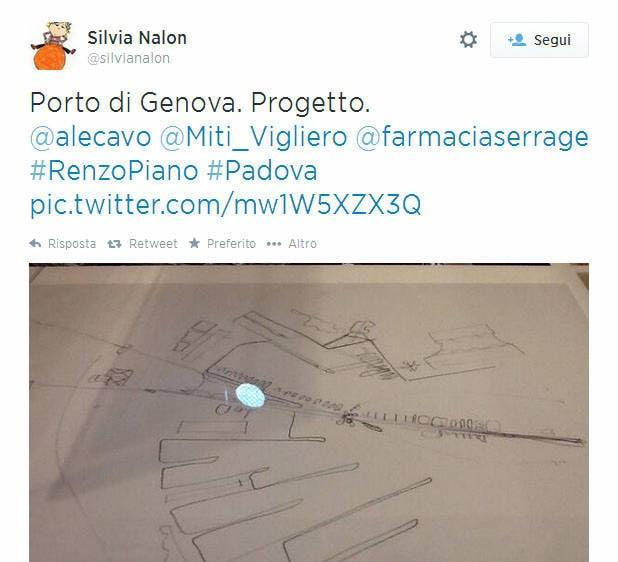 Il progetto del Porto di Genova di Renzo Piano