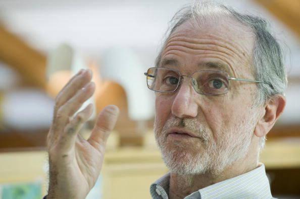 Una foto di Renzo Piano