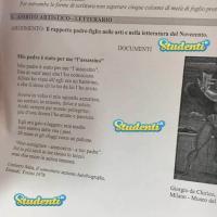 Traccia ambito artistico letterario parte 1