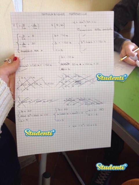 Seconda prova Maturità 2015: le soluzioni della simulazione di matematica Pag 12