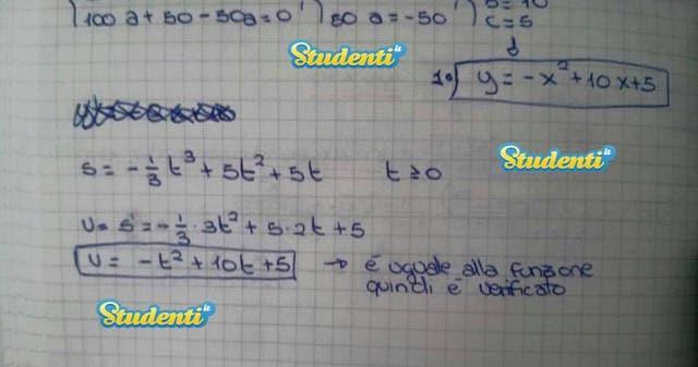 Seconda prova Maturità 2015: le soluzioni della simulazione di matematica Pag 4