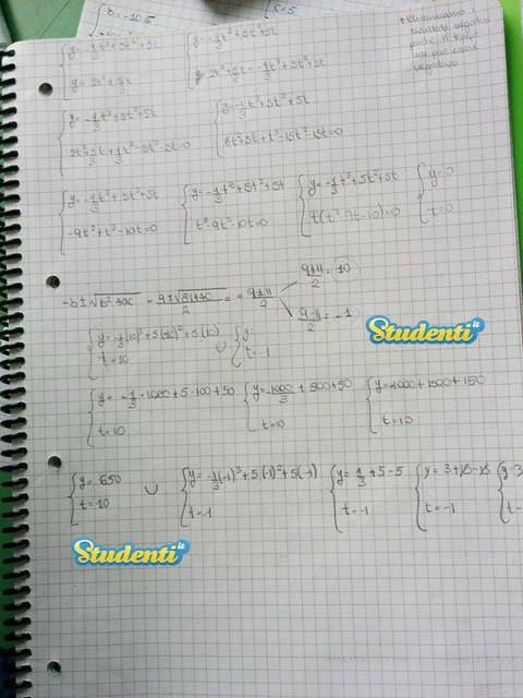 Seconda prova Maturità 2015: le soluzioni della simulazione di matematica Pag 9