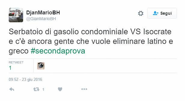 Confronto classico scientifico