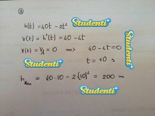 Soluzione quesito 9 simulazione matematica | Simulazione ...