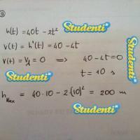 Soluzione quesito 9 simulazione matematica