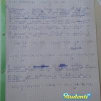 Seconda pagina della soluzione di scienze