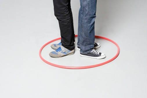 Utilizza scarpe comode