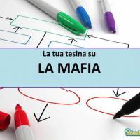 Tesina di Maturità sulla mafia