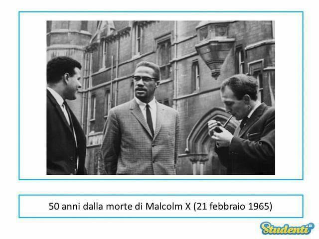 Morte di Malcolm X