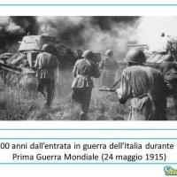 Entrata in guerra dell'Italia durante la Prima Guerra Mondiale