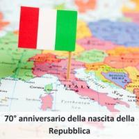 70° anniversario della nascita della Repubblica
