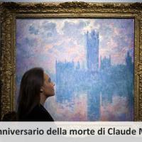90° Anniversario della morte di Monet
