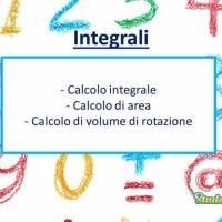 Gli integrali