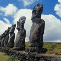 Moai-Isola di Pasqua