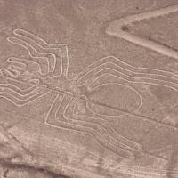 Linee di Nazca-Perù