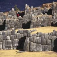 Fortezza di Sacsayhuamán-Perù