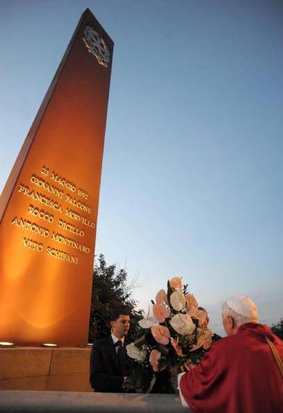 Monumento per le vittime di Capaci