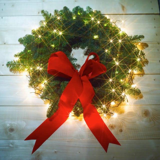 La ghirlanda di Natale
